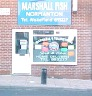 Entrance To Marshalls Fish n Chips - CLICK To See BIG Picture